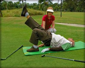 GolfPIlatesFeather